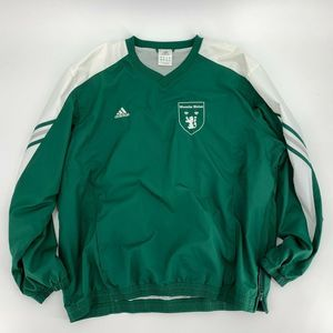 Adidas Mens Pullover Jacket Windbreaker XL